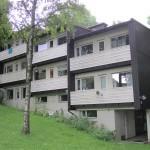 Exterior of Rolf E. Stenersens allé 13.